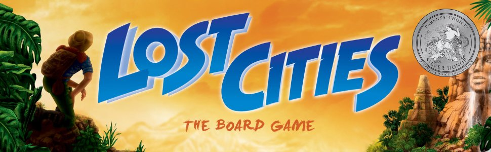 Board Game Review: Lost Cities - The Board Game