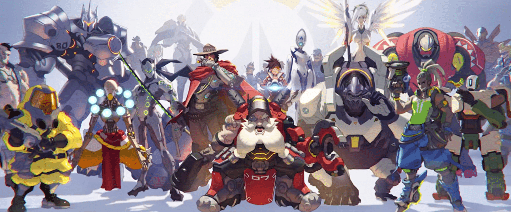 Console Game Review: Overwatch