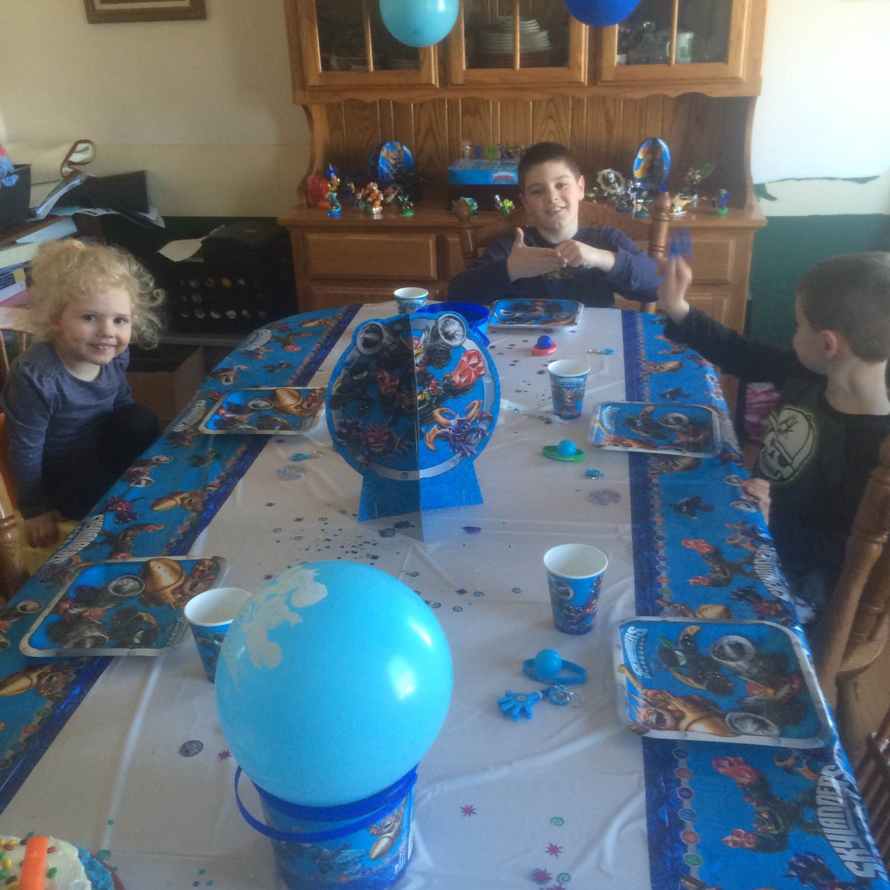 We Had A Skylanders Party… And It Was Awesome!