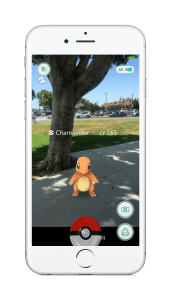 Catch Pokemon in Pokemon go