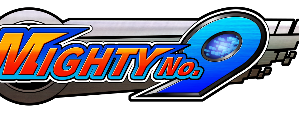 mighty no. 9 logo
