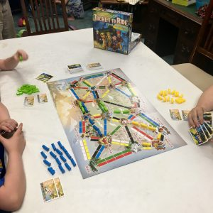 Give Your Board Games a Vacation!