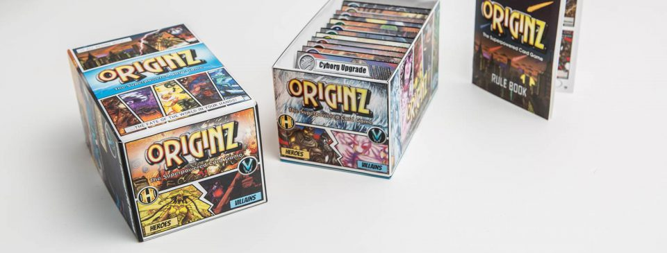 Originz The Super Powered Card Game