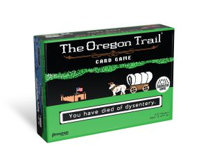 Family Board Game Review: The Oregon Trail