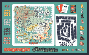 Family Board Game Review: Dragoon