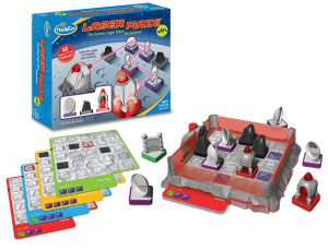 Family Board Game Review: Laser Maze Jr.