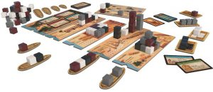 Family Board Game Review: Imhotep