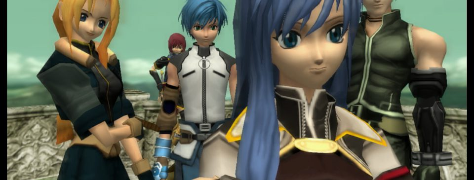 Star Ocean End of Time Screen 1