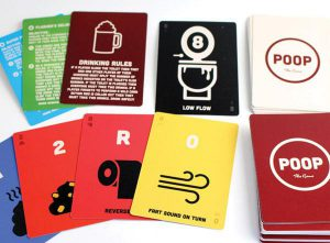 Family Board Game Review: Poop The Game