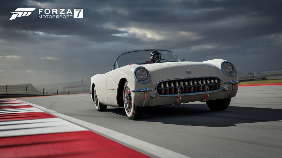 Forza 7 Garage Opens Up Again to Reveal Vintage Automobiles ...