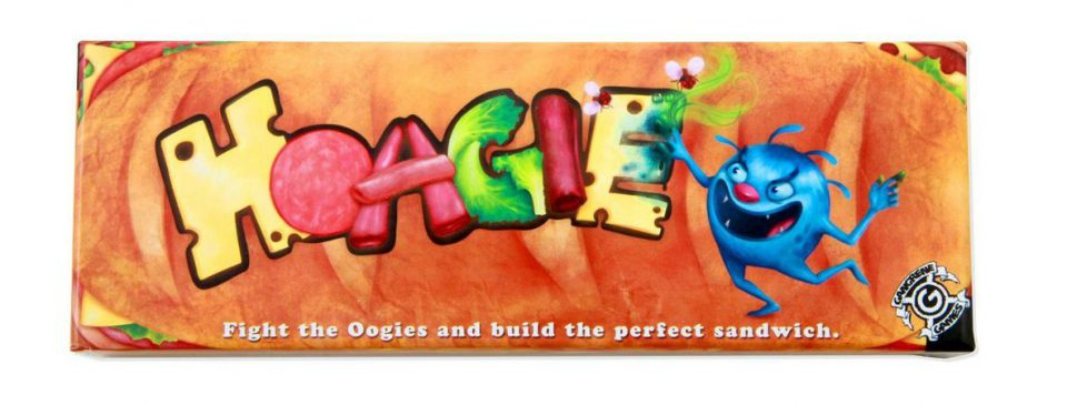 Hoagie card game logo