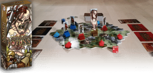 Family Board Game Review: Rampaging Jotunn