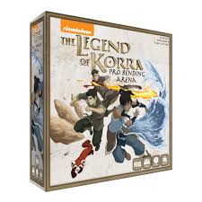 Kickstarter Preview - The Legend of Korra: Pro-Bending Arena