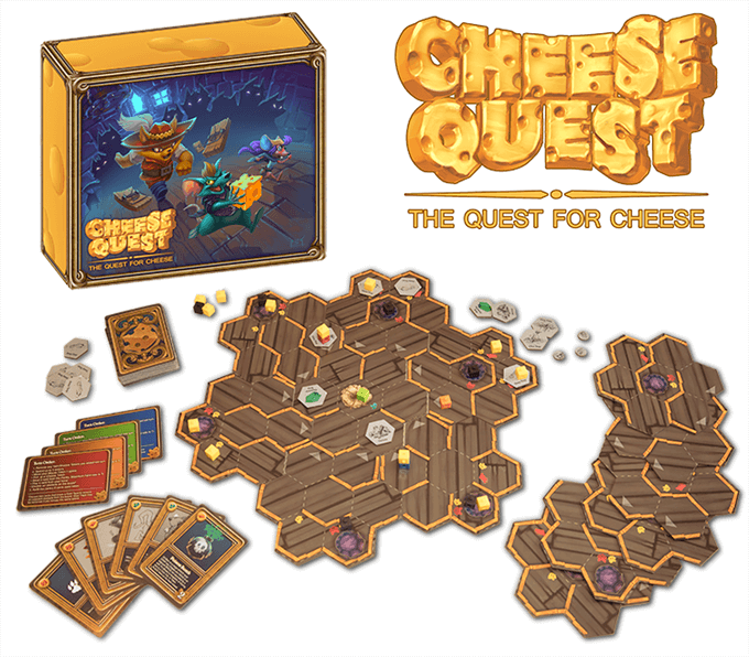 Cheese Quest