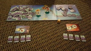 Family Board Game Review: Flashlights and Fireflies