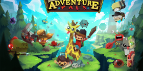 The Adventure Pals logo