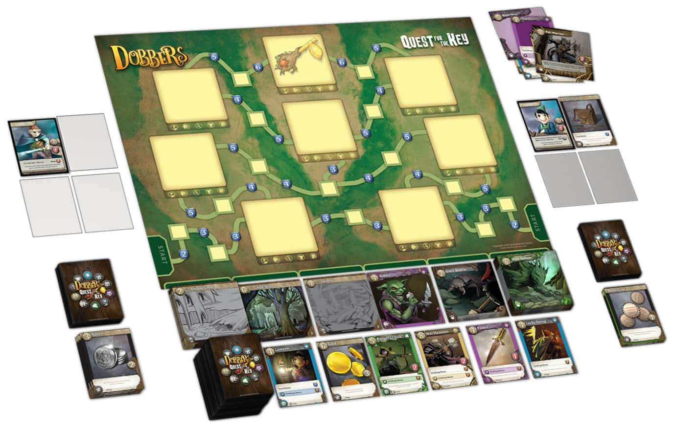 Kickstarter Campaign of the Week: Dobbers: Quest for the Key