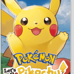Pokémon Let's Go, Pikachu! Box Art