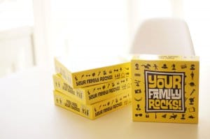 Kickstarter Campaign of the Week: Your Family Rocks!