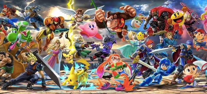 Super Smash Bros. Ultimate is on the Way! – Engaged Family Gaming 8036c4888d