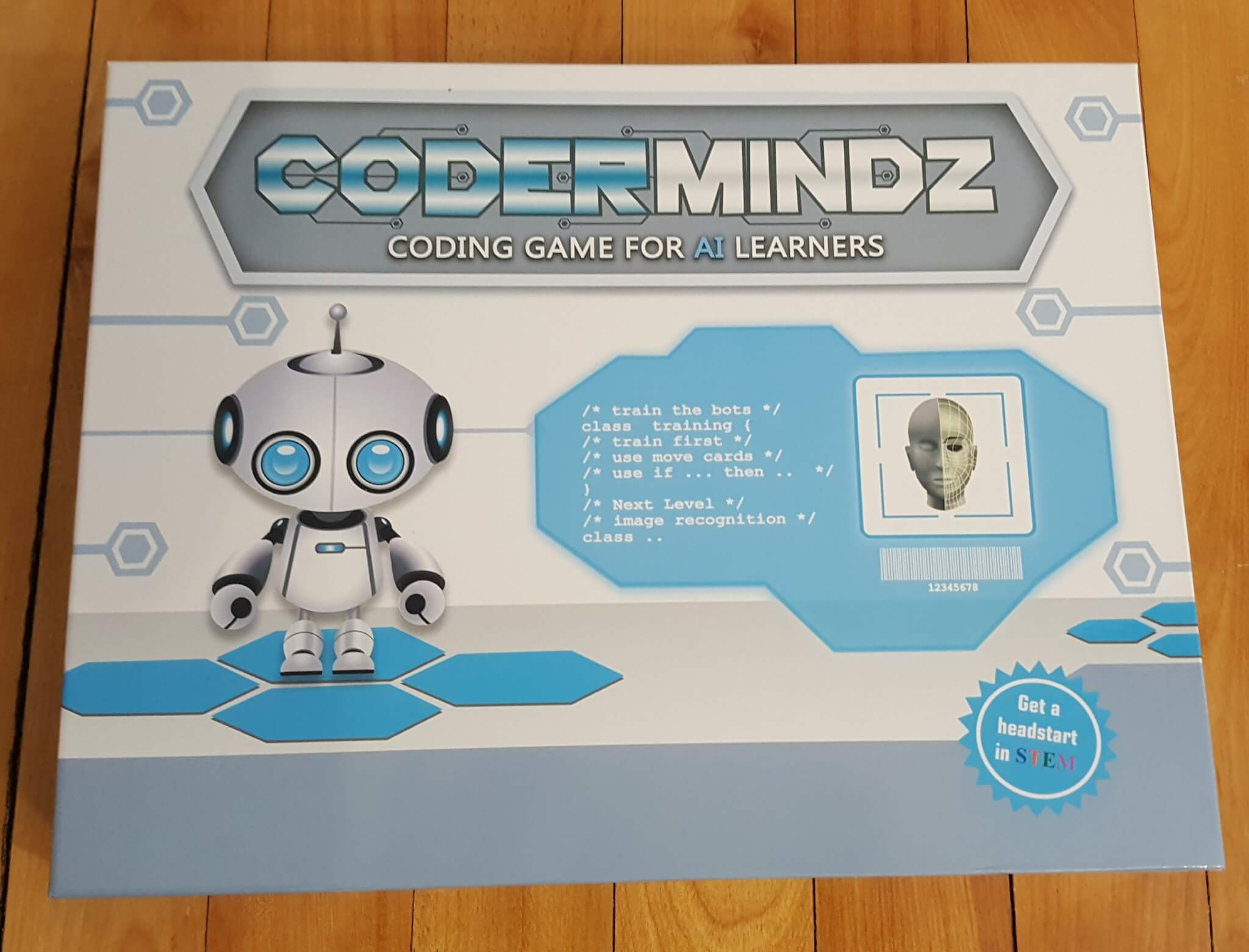 Family Board Game Review: Coder Mindz