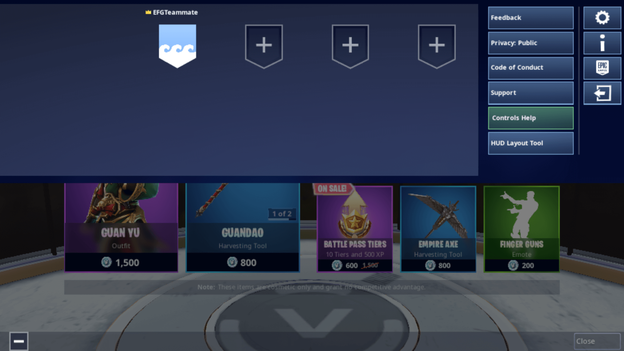 Parental Controls For In Fortnite Battle Royale On Ios Android
