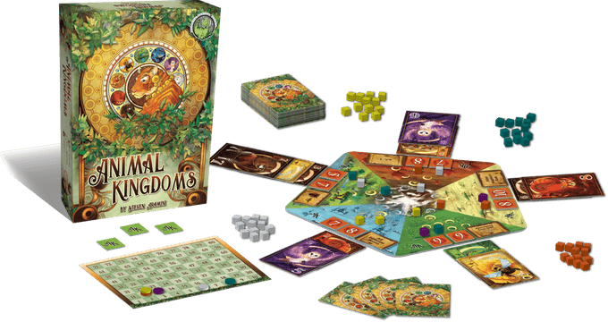 Kickstarter of the Week: Animal Kingdoms
