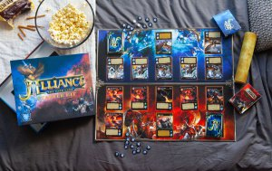 Kickstarter Preview: Alliance The Card Game
