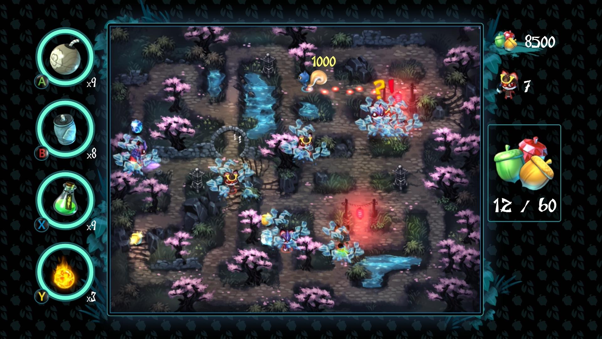 Nutjitsu by NinjaBee Screenshot
