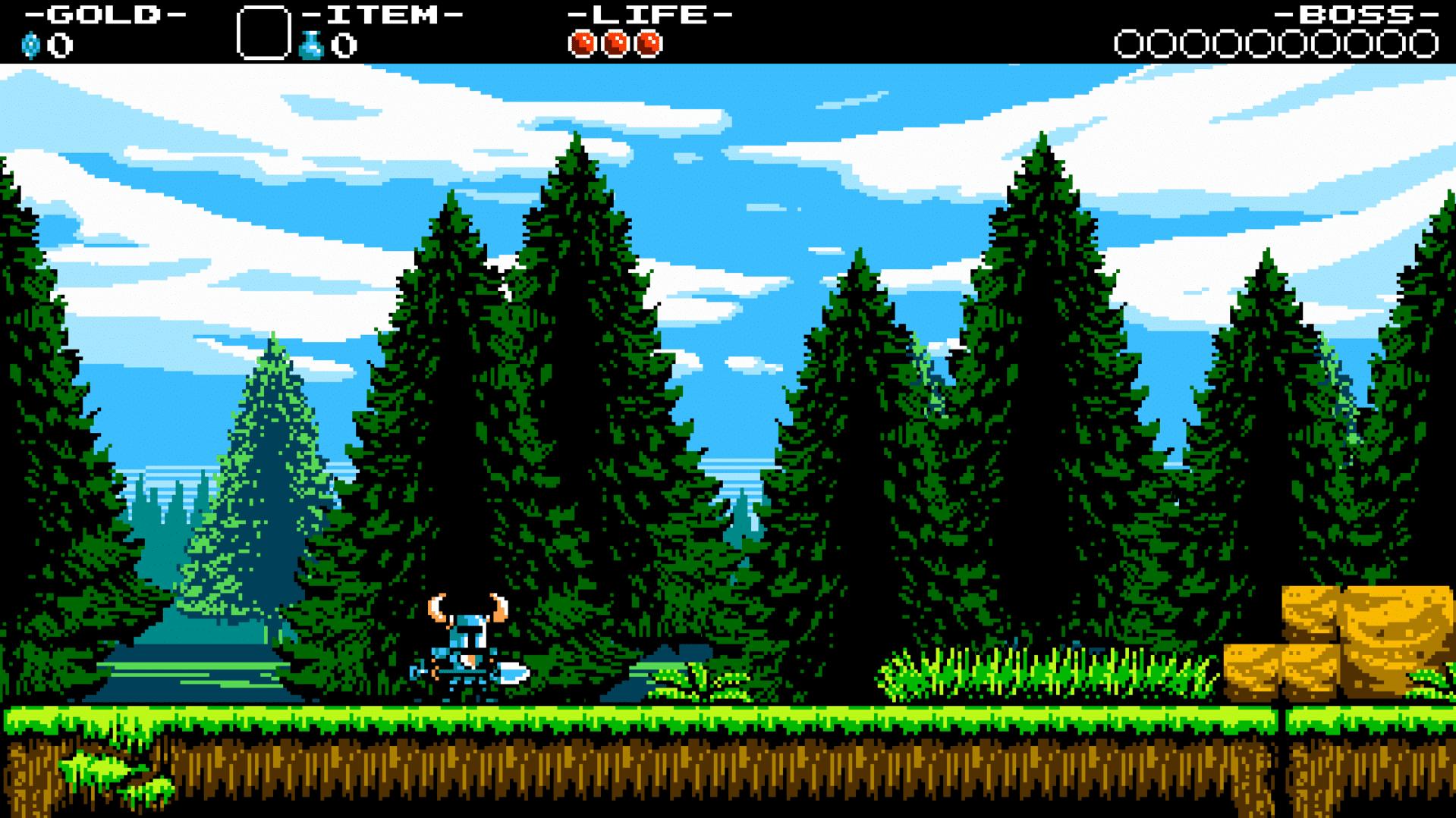 Shovel Knight Screen Capture