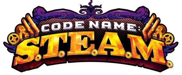 Code Name S.T.E.A.M. for Nintendo 3DS and 2DS