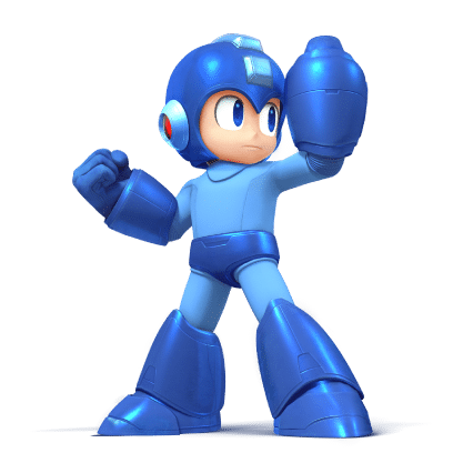 Super Smash Brothers Characters - Mega Man