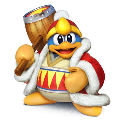 Super Smash Brothers Characters - King DededeSuper Smash Brothers Characters - King Dedede