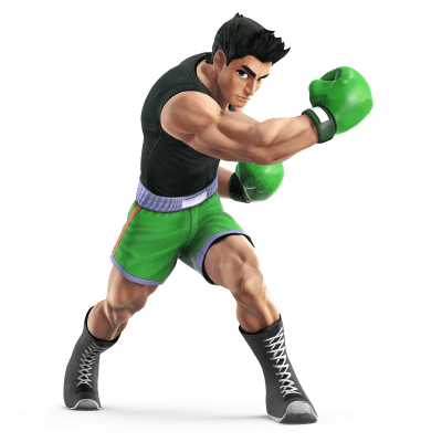 Super Smash Brothers Characters - Little Mac