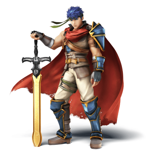 Super Smash Brothers Characters - Ike