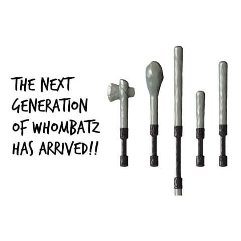 The 2015 WhomBatz Line