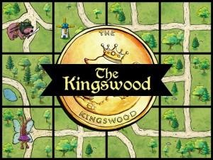 The Kingswood logo Kickstarter
