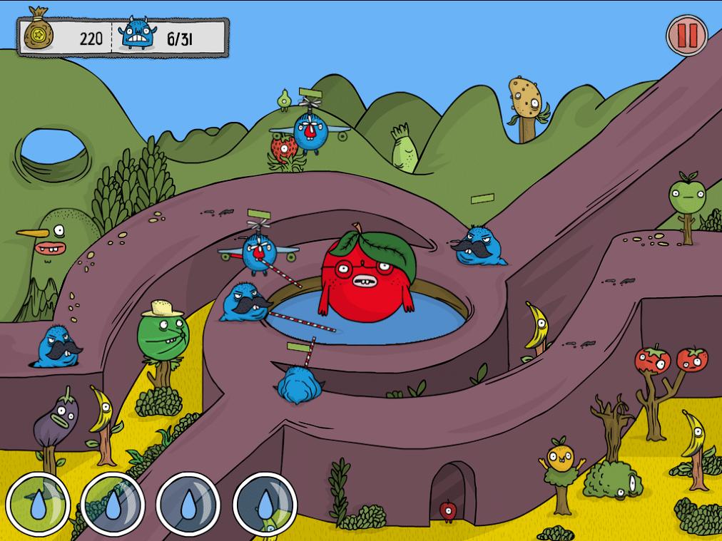 The Land of Venn - Mobile game