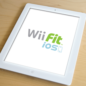 WiiFit for iOS April Fools