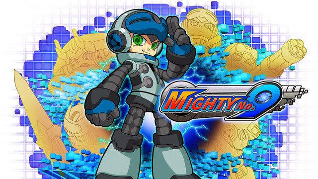 Mighty No 9 logo