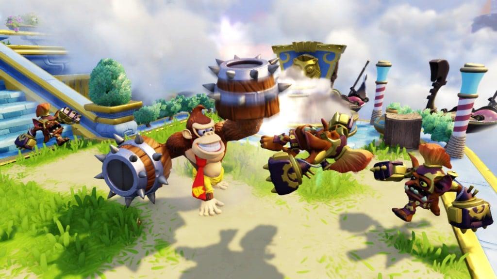 Skylanders Donkey Kong