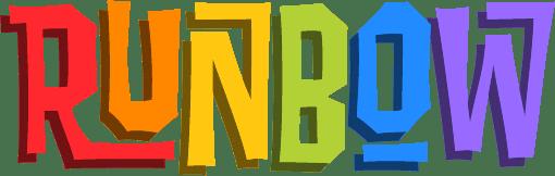 runbow logo