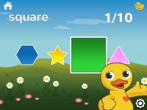Edwin The Duck Learning App