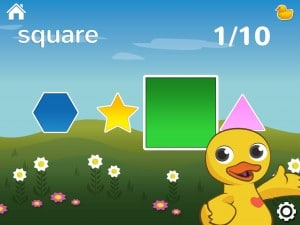 Edwin The Duck Learning App
