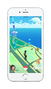 Pokemon Go Gyms