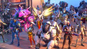 Overwatch Teamwork