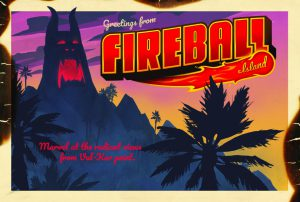Fireball Island - Restoration Games