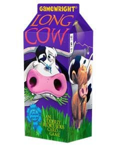 Long Cow - Gamewright Games