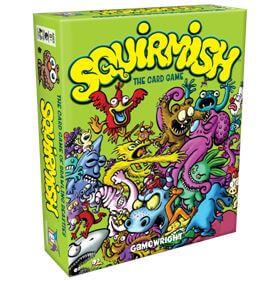 Squirmish - Gamewright Games