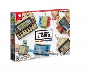 Nintendo Switch Labo Variety Kit